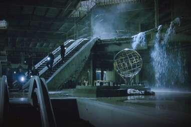HBO Westworld Delos Globe
