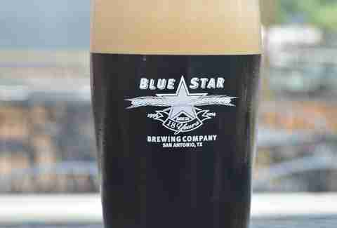 blue star brewing