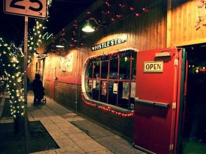 Whistle Stop Bar San Diego