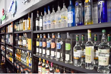 Tinfoil liquor