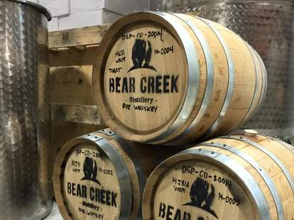 Bear Creek Distillery Denver