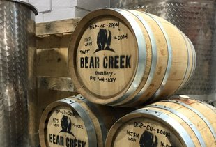 Bear Creek Distillery