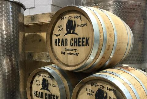 Bear Creek Distillery Denver