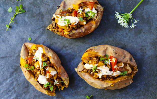 Baked Sweet Potato Recipes You Must Make This Winter