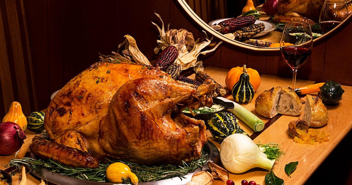 Best restaurants in nyc serving thanksgiving dinner 2016 for What restaurants are serving thanksgiving dinner