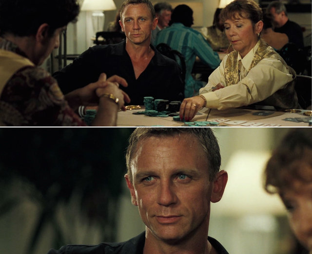 Why is casino royale not on netflix