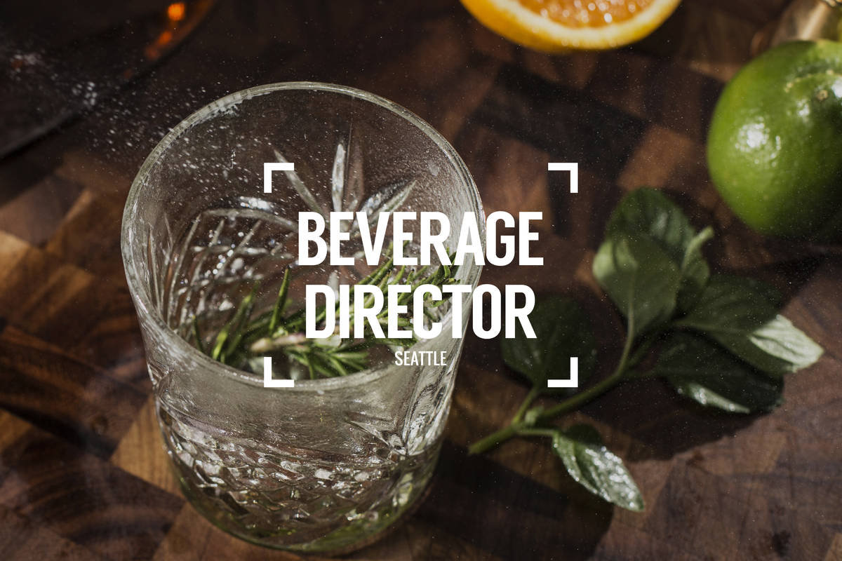 Beverage Director: Where to Drink in Seattle Right Now