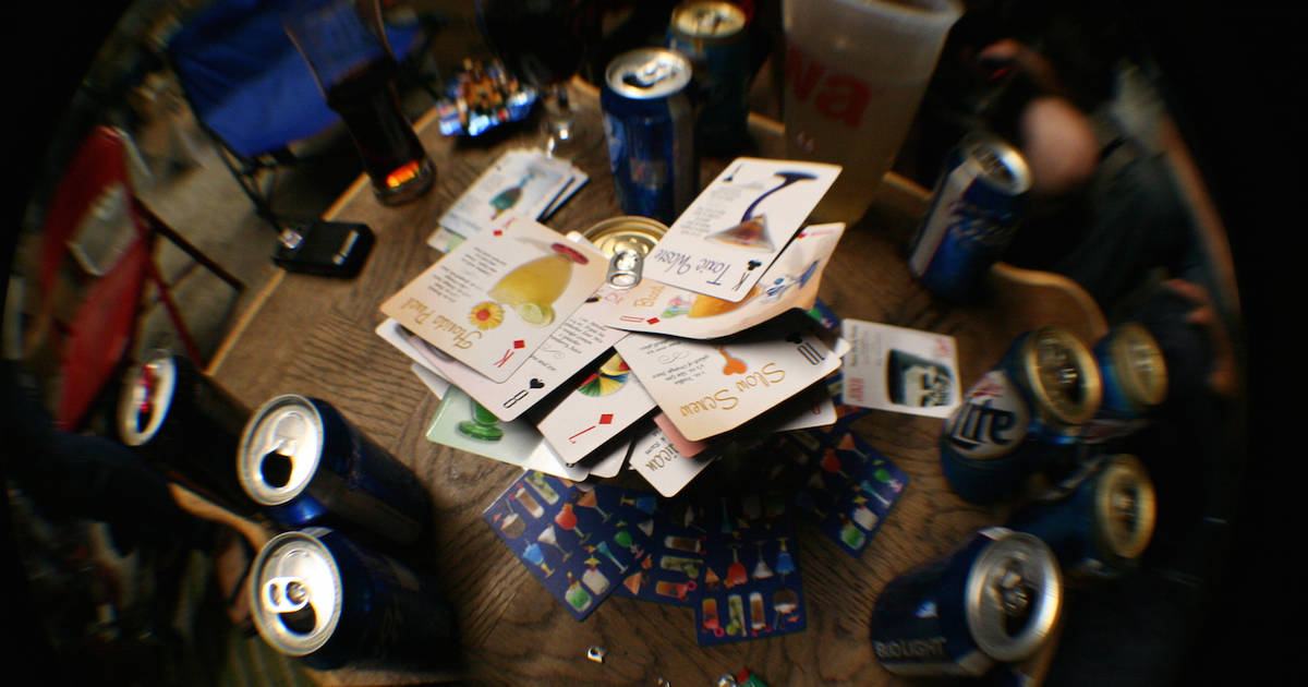 Trinkspiel circle of death DRINKING/PARTY GAMES: