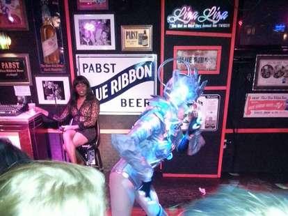 bob barbara's drag show philadelphia bar dive