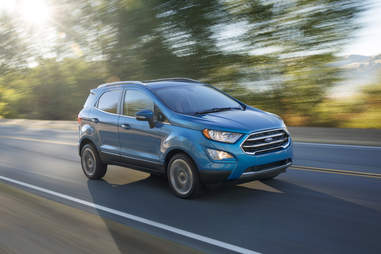 2018 Ford Ecoboost