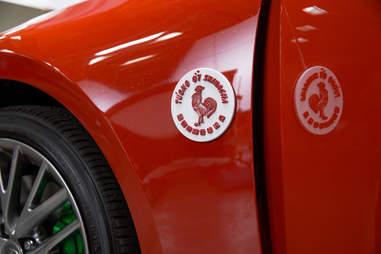 Lexus Sriracha IS