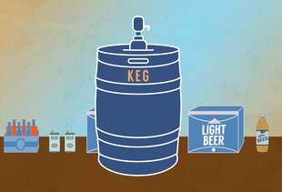 How Many Beers Are in a Keg?