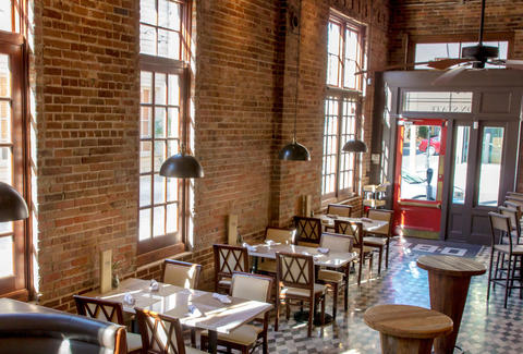 Oyster House on Market Charleston