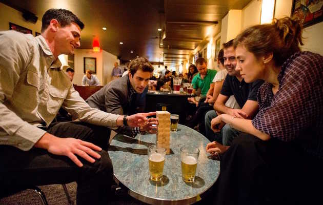 Get Your Game On: The Best Bars in DC for Everything From Shuffleboard to 'Big Buck Hunter'