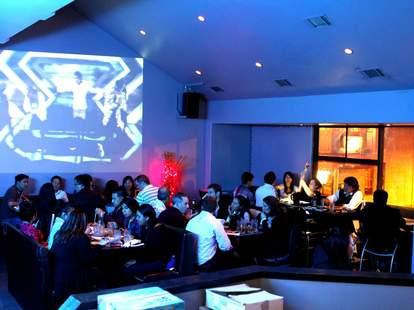 Playground Korean karaoke restaurant bar San Francisco