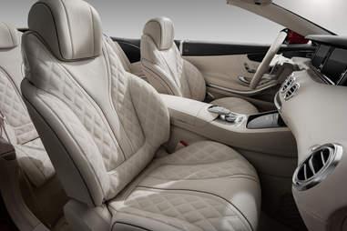 Mercedes LA Auto Show