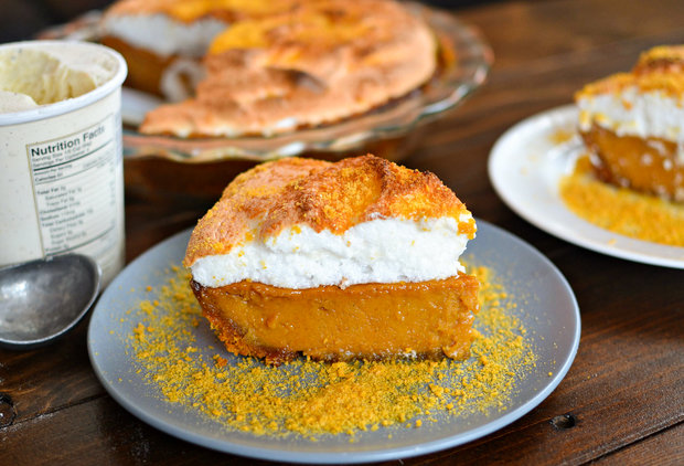 How to Crush Life With a Cap'n Crunch Pumpkin Pie