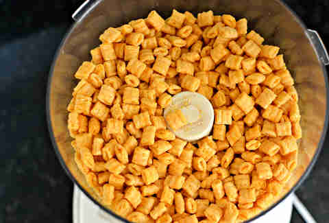 Cap'n Crunch Pumpkin Pie