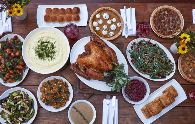 Where to Eat & What to Do for Thanksgiving if You're Sticking Around LA