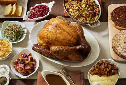 where to eat thanksgiving dinner volunteer in los angeles 2016