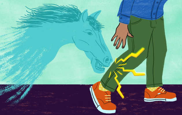 Charley Horses Make Your Legs Want to Die. Here's How to Stop Them.