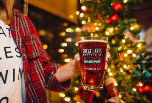 Clevelanders Explain Why Great Lakes Christmas Ale Is the Best Beer Ever