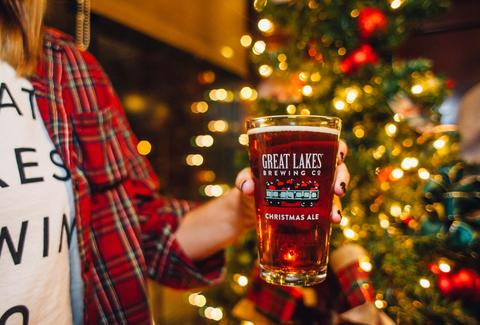 Christmas Ale by Great Lakes Brewing Company Is Cleveland\'s Best ...