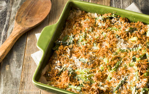 Green Bean Casserole Recipes Perfect for Thanksgiving