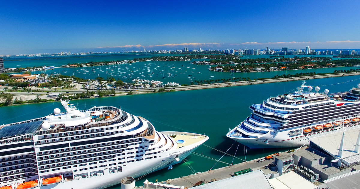 Best Cheap Cruise Deals From NYC Miami New Orleans Los Angeles - Cruise ship schedule port canaveral