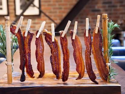 bacon david burke
