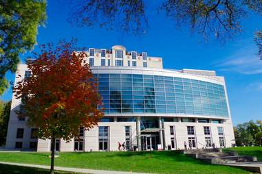 Ohio State Thompson Library