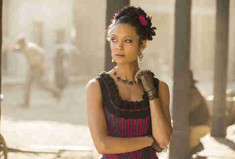 thandie newton on hbo westworld