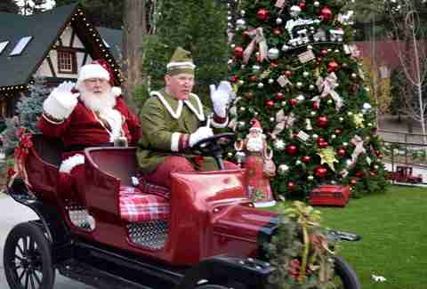 Historic Santa's Village Is Back and Better Than Ever, Just in Time for the Holidays