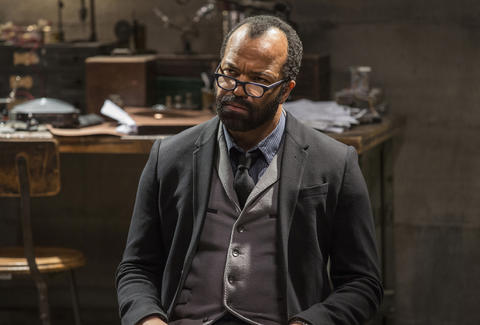 Westworld HBO Bernard