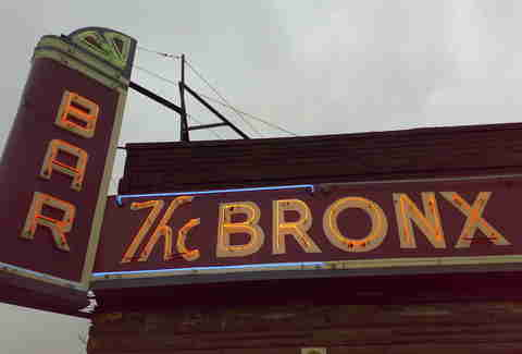 Bronx Bar Detroit