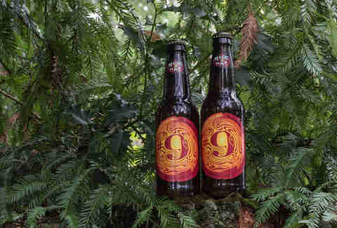 Magic Hat No. 9 Beer