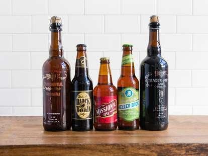 Trader Joe's beers