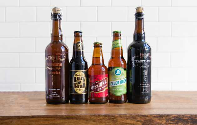 The Best Trader Joe's Beers, According to a Beer Expert