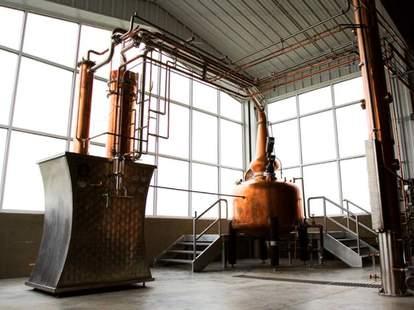 Starlight Distillery Borden
