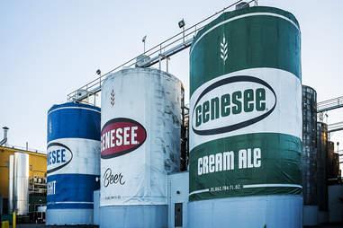 Genesee Brewing Cream Ale