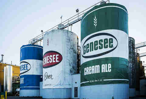 Genesee Brewing Cream Ale