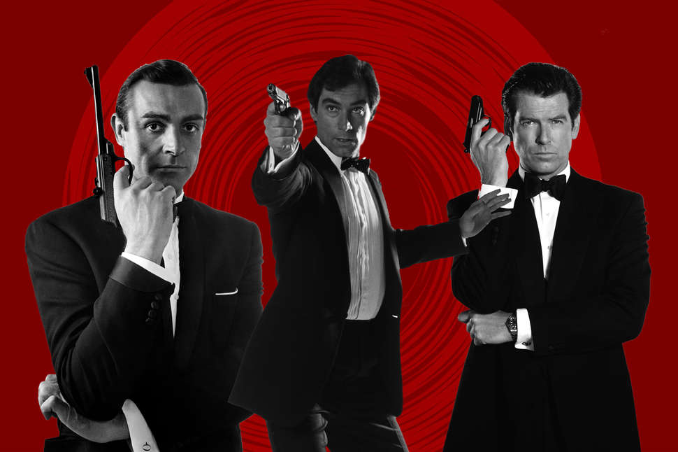 Best James Bond Movies Ranked From Sean Connery To Daniel
