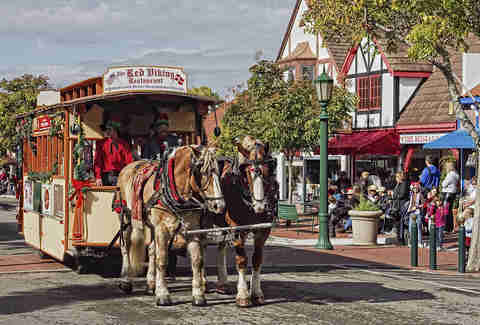 Solvang Conference & Visitors Bureau