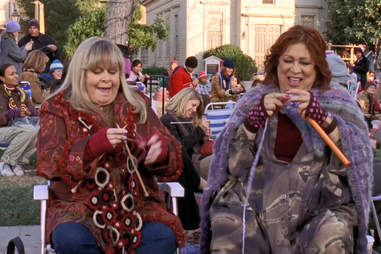 gilmore girls babette and ms. patty
