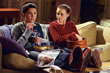 gilmore girls talk fast