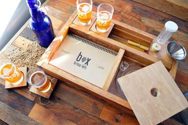 brew box homebrew kit