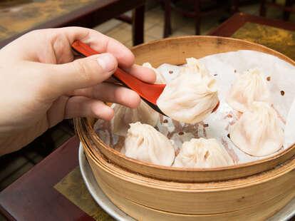 soup dumplings deluxe green bo