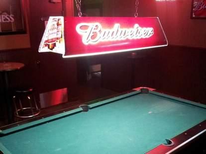 Orchid Room San Carlos pool table dive bar