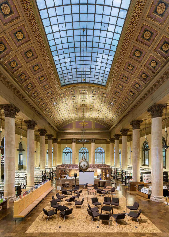 Rhode Island School Of Design Library