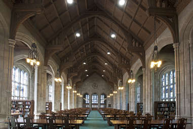 Bapst Library Boston College